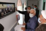 بازدید کوشکی مدیر کل حفظ آثار دفاع مقدس فارس۱