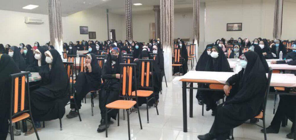 نی ریز- مرکز حضرت زینب کبری(س)- طرح رحله 7